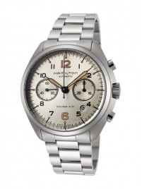 Hamilton Khaki Aviation Pilot Pioneer Chronograph Date Automatic H76416155 watch image