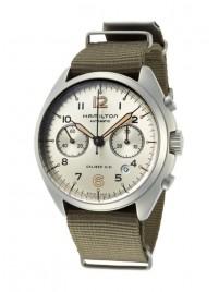 Hamilton Khaki Aviation Pilot Pioneer Chronograph Date Automatic H76456955 watch image