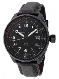 Hamilton Khaki Aviation Takeoff Air Zermatt Automatic H76695733 watch image