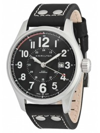 Hamilton Khaki Field Date Automatic H70615733 watch image