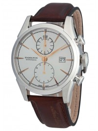Hamilton Spirit of Liberty Automatic Chronograph H32416581 watch image