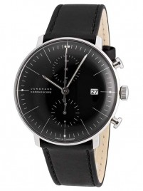 Junghans Max Bill Chronoscope 0274601.00 watch image