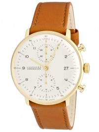 Junghans Max Bill Chronoscope Automatic 0277800.00 watch image