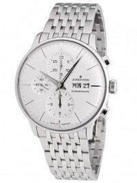 Junghans Meister Chronoscope Automatic Chronograph 0274121.45 watch image