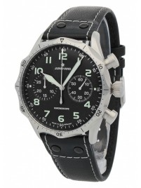 Junghans Meister Pilot Chronoscope 0273590.00 watch image