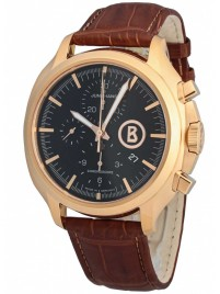 Junghans Willy Bogner Chronoscope 0277263.00 watch image