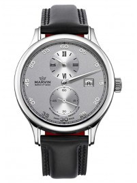 Marvin Malton Round Regulateur M115.13.34.64 watch image