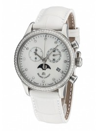 Maurice Lacroix Les Classiques Chronographe Phase de Lune LC1087SD5011601 watch image
