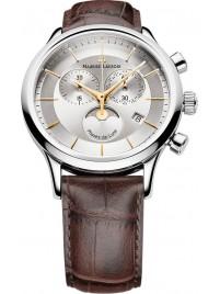 Maurice Lacroix Les Classiques Chronographe Phase de Lune LC1148SS001132 watch image