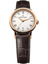 Image of Maurice Lacroix Les Classiques Tradition 18kt Gold Automatic LC6013PG101110 watch
