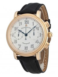 Maurice Lacroix Masterpiece Venus Chronographe 18KT Limited Edition MP7038PG101120 watch image