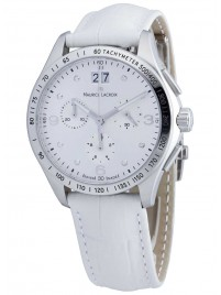 Maurice Lacroix Miros Ladies Chronograph MI1057SS001150 watch image