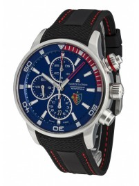 Maurice Lacroix Pontos Chronograph FC Basel PT6008SS0014321 watch image