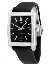 Maurice Lacroix Pontos Rectangulaire Automatic with diamonds PT6247SD501350 watch image