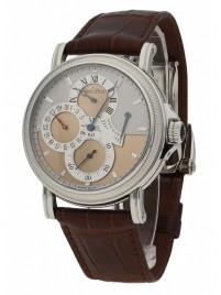 Paul Picot Atelier Regulateur Date GangreserveAnzeige Automatic Chronometer P3340.SG.7209.A watch image