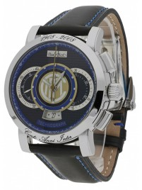 Paul Picot Technograph FC Internazionale Limited Edition P0334.SG.3401INTER watch image