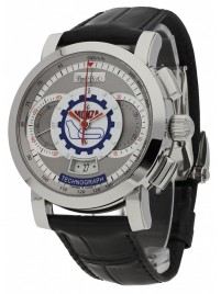 Paul Picot Technograph Monza Chronograph P0334.SG.7401.MONZA watch image
