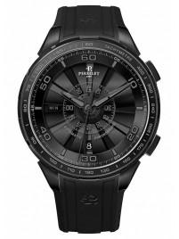 Perrelet Turbine Chrono Automatic Chronograph A10791 im Kundenauftrag watch image