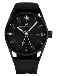 Porsche Design 1919 Globetimer Date GMT Automatic 6020.2.02.001.06.2 watch image