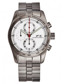 Porsche Design Chronotimer Series 1 Date Chronograph Automatic 6010.1.02.002.02.2 watch image