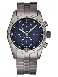 Porsche Design Chronotimer Series 1 Date Chronograph Automatic 6010.1.02.008.02.2 watch image