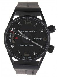 Porsche Design P6750 Woldtimer GMT Automatic 6750.13.44.1180 watch image