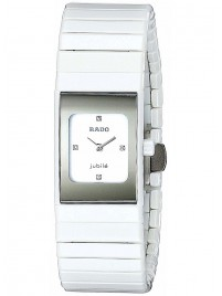 Rado Ceramica Jubile Lady with diamonds Quarz R21983702 watch image