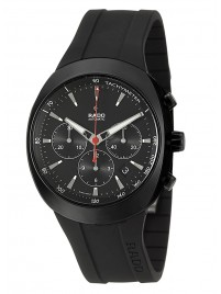 Rado DiaStar Black Chronograph Limited Edition Automatic R15378159 watch image