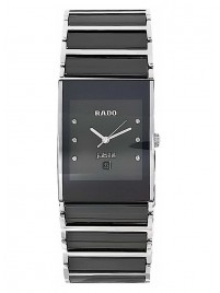 Rado Integral Jubile diamonds Date Quarz R20784752 watch image
