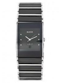 Rado Integral Jubile diamonds Date Quarz R20784752 watch image