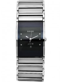 Rado Integral Jubile Gent with diamonds Date Quarz R20784759 watch image