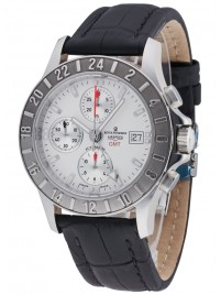Revue Thommen Airspeed GMT Chronograph 16091.6532 watch image