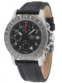 Revue Thommen Airspeed GMT Chronograph 16091.6537 watch image