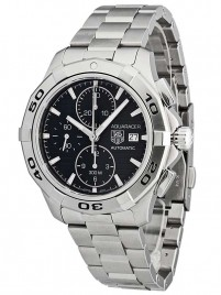 TAG Heuer Aquaracer Automatic Chronograph CAP2110.BA0833 watch image