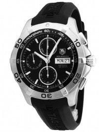 TAG Heuer Aquaracer Chronograph Automatic CAF2010.FT8011 watch image