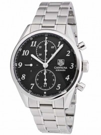 TAG Heuer Carrera Calibre 16 Heritage CAS2110.BA0730 watch image