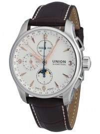 Union Glashutte Belisar Mondphase Chronograph D002.425.16.037.01 watch image