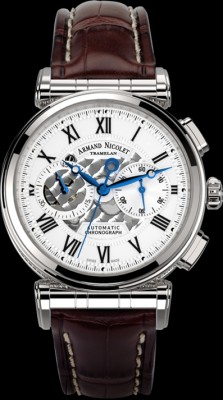 Armand Nicolet Arc Royal Chronograph A424AAAAGP974MR2 watch picture