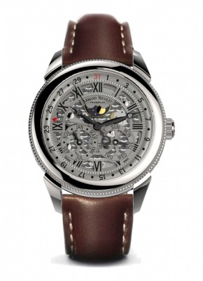 Armand Nicolet ARC Royal Complete Calendar Automatic 9262AAAGRP140MR2 watch picture