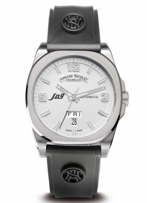 Armand Nicolet J09 Day-Date Automatic 9650AAGG9660 watch picture