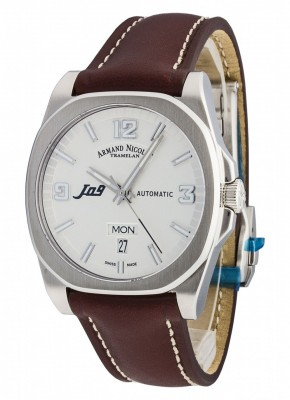 Armand Nicolet J09 Day-Date Automatic 9650AAGPK2420MR watch picture