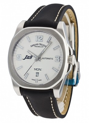 Armand Nicolet J09 Day-Date Automatic 9650AAGPK2420NR watch picture