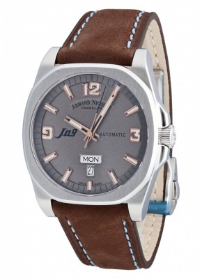 Armand Nicolet J09 Day-Date Automatic 9650AGSP865MZ2 watch picture
