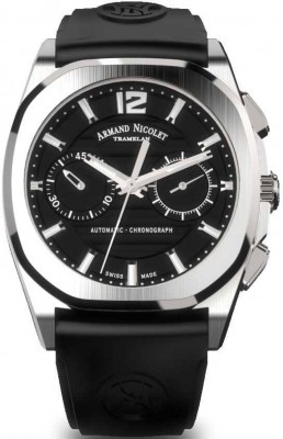Armand Nicolet J092 Chronograph A654AAANRGG4710N watch picture