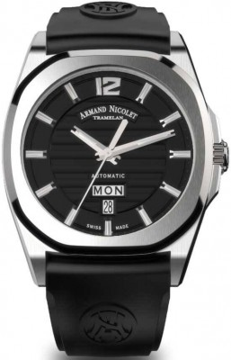 Armand Nicolet J092 Day-Date A650AAANRGG4710N watch picture