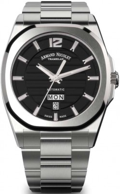 Armand Nicolet J092 Day-Date Automatic A650AAANRMA4650AA watch picture