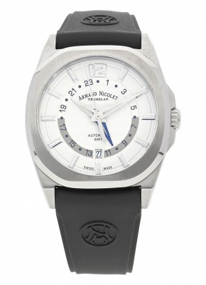 Armand Nicolet J092 GMT Automatic A653AAAAGGG4710N watch picture