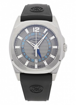 Armand Nicolet J092 GMT Automatic A653AAAGRGG4710N watch picture