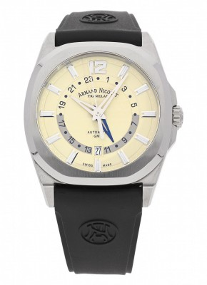 Armand Nicolet J092 GMT Automatic A653AAAIVGG4710N watch picture