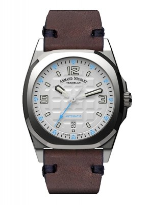 Armand Nicolet JH9 Date Automatic A660HAAAZPK4140TM watch picture